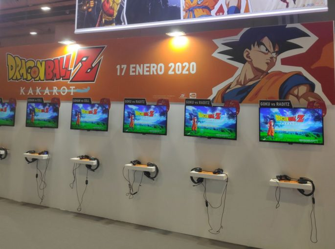 MGW 2019 Dragon Ball Z Kakarot Beta