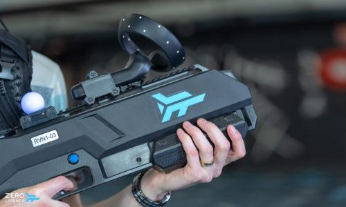 Zero Latency Arma VR
