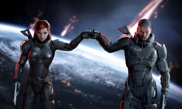 El remaster de Mass Effect Trilogy cobra fuerza dentro de EA