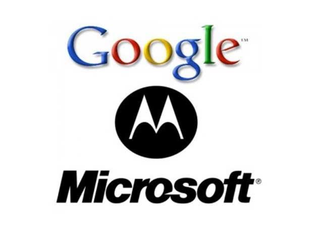Microsoft Motorola Motorola se escuda en Google y Microsoft demandará a ambos por Android