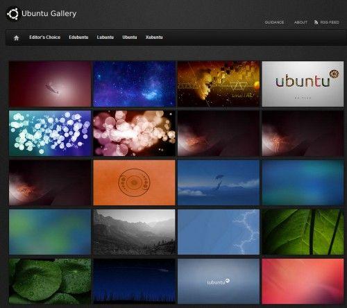 Ubuntu Gallery 500x444 Más fondos de pantalla ubunteros