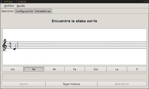 solfege 500x299 Aprendizaje de música en GNU/Linux