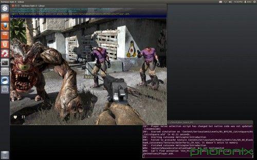 SS3 500x312 Serious Sam 3 llegará a Linux con el lanzamiento de Steam