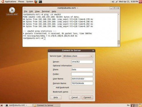 260458 500x375Linux al rescate de Windows: Ubuntu Malware Removal Toolkit 1.2