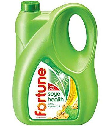 Fortune Soya Bean Oil, Refined 5L