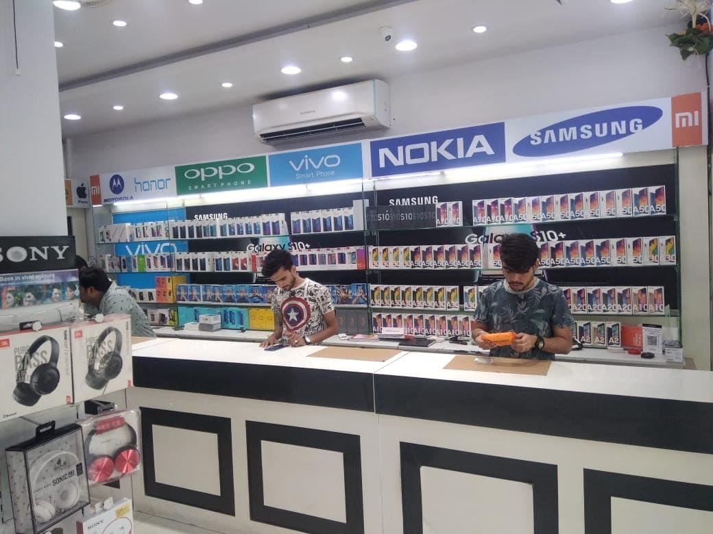 Mobile shops will no longer open in Muzaffarpur on Sunday