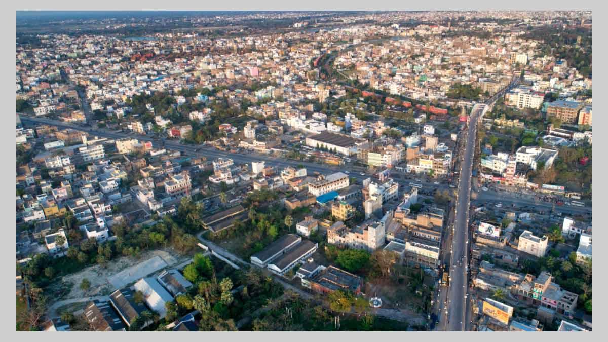 Muzaffarpur City Population