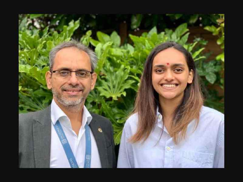 Muzaffarpur's Dr. Anshini Thakur selected at Imperial College of London