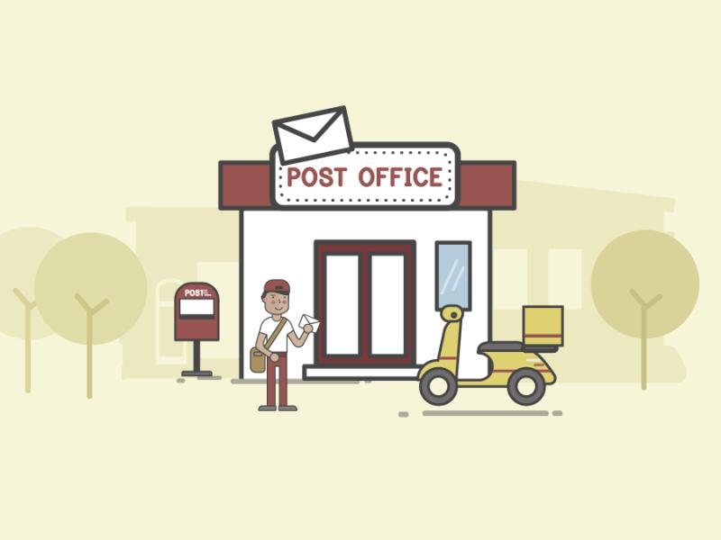 Core Banking Services Via Post Offices in Muzaffarpur