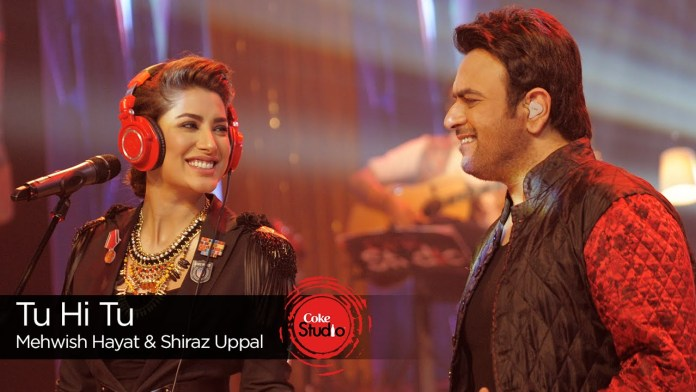 Watch Tu Hi Tu by Mehwish Hayat & Shairaz Uppal