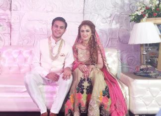 Ali Chaudry's Wedding Pictures