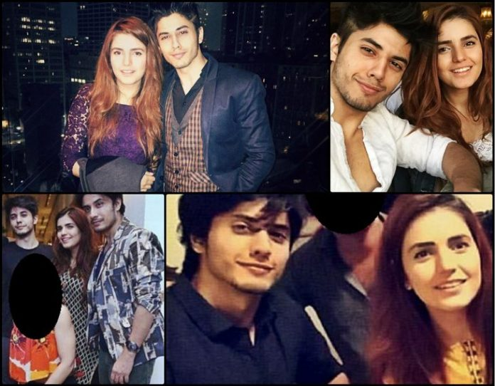 Momina Mustehsan Relation With Danyal Zafar