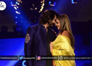 Noor Bukhari & Wali Hamid Ali Exclusive Photos From QHBCW