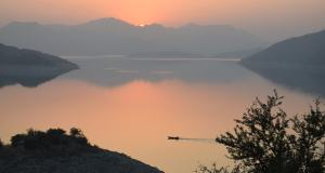 Tarbela Lake in Haripur