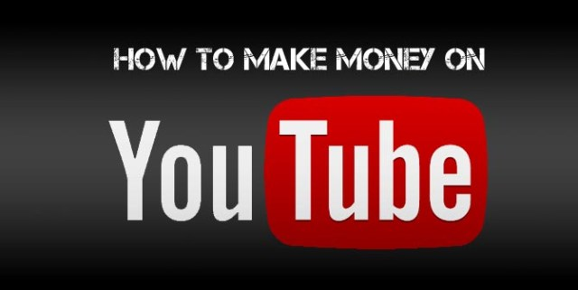 Making Money From YouTube
