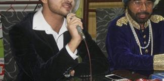 Arslan Sheraz Called Up a Press Conference for his Upcoming Song Dilruba