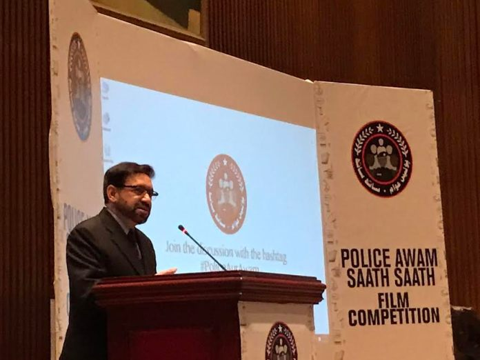Celebration of Filmmakers under NPB's Police Awam Saath Saath campaign