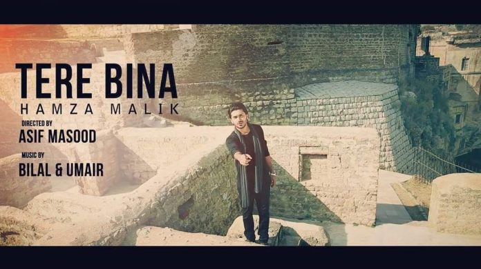 Tere Bina by Hamza Malik (Music Video)