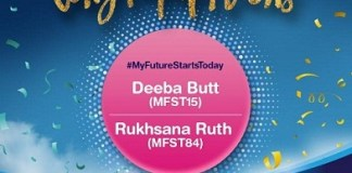 Always Pakistan gifted scholarships worth Rs. 25K To Winners of MyFutureStartsToday Campaign