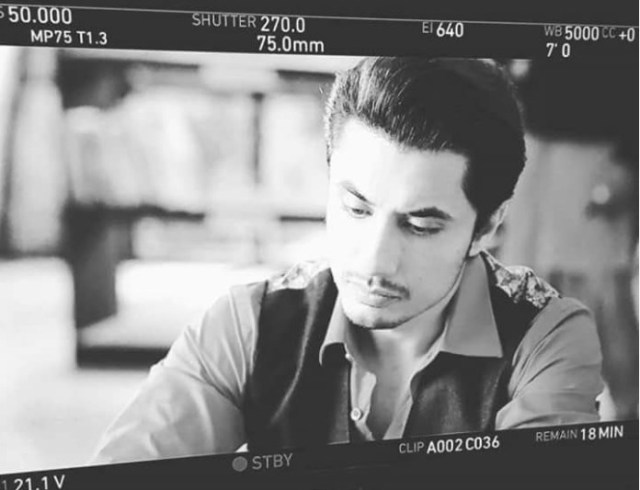 Shooting of Teefa in Trouble is finally Started