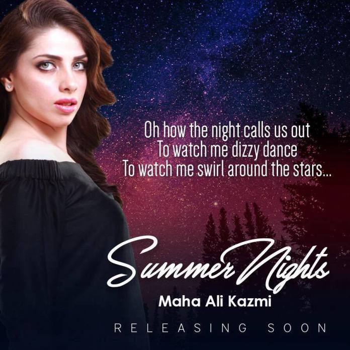 Summer Nights by Maha Ali Kazmi (Music Video)