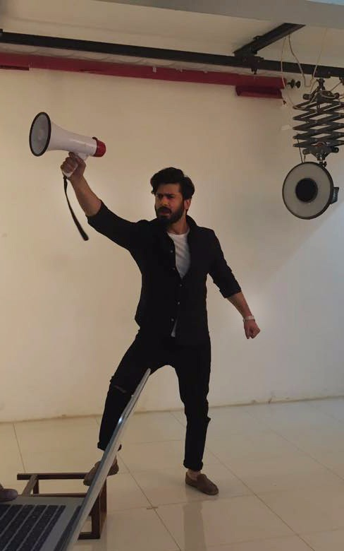 Fawad Afzal Khan to Become Brand Ambassador of Bold Body Spray