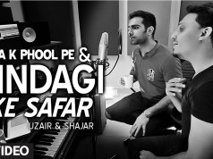 UZAIR & Shajar brought 'Khiza Ke Phool Pe' Back and It's Awesome