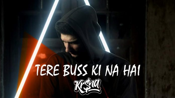 KR$NA Drops His Latest Music Video 'Tere Buss Ki Na Hai'