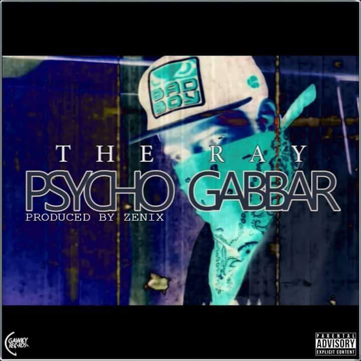 The Ray Releases His Latest Song 'Psycho Gabber' with Gawky Records