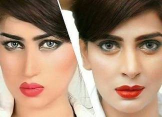 Saba Qamar To Appear in role of Qandeel Baloch in TV Serial 'Baaghi'