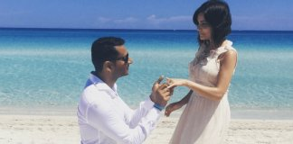 Armeena Khan Engagement News