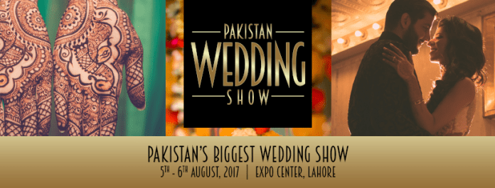 Pakistan Wedding Show – Idea Launched in Lahore