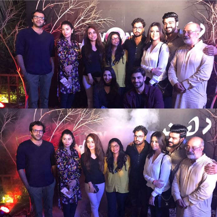 """TvOne launched teaser, OST  of """"Dhund"""" a mystery series in bloggers meet-up"""