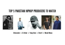 Top 5 Pakistani HipHop Producers to Watch