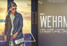 Ankur J Dropped His Fresh Music Video 'Weham'