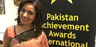 Armeena Khan Won 'Female Empowerment Award' in London