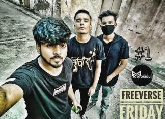 Mosiqui Releasd First EP of 'Freeverse Friday'