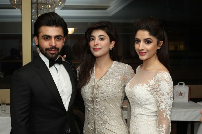 Farhan Saeed, Urwa and Mawra