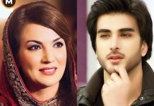 Imran Abbas To Work in Reham Khan's Next Film