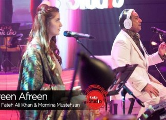Coke Studio's 'Afreen Afreen' Hits 100 Million Marks on YouTube