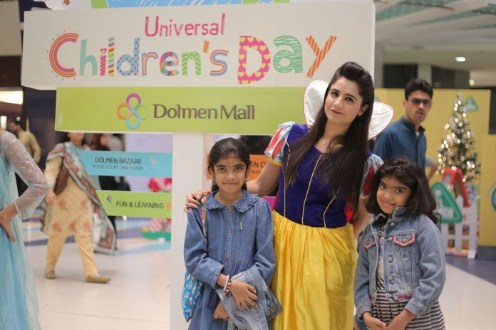 Dolmen Celebrated Universal Children Day
