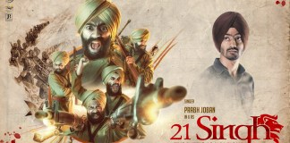 Prabh Joban Portrayed Battle of Saragarhi with '21 Singh'