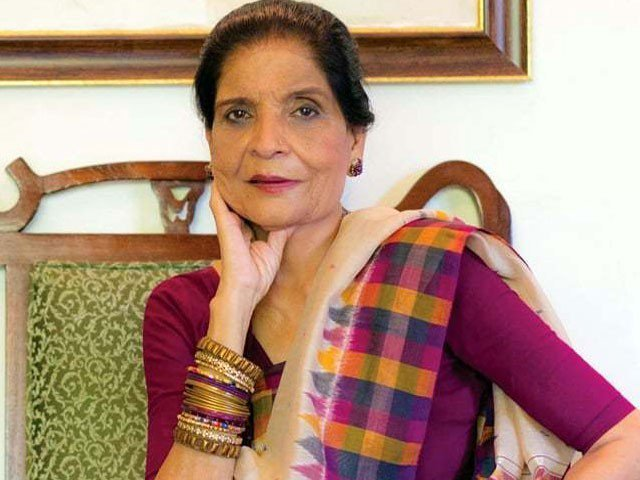 Zubaida Apa Death News
