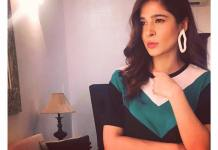 Ayesha Omar on 14 August