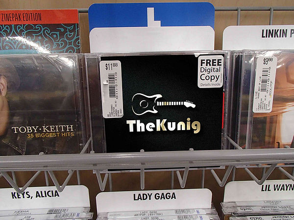 TheKunig Drops latest single 'In Love'