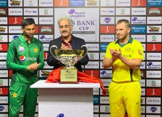 JS Bank signs on as Title Sponsor for Pakistan-Australia ODI Series