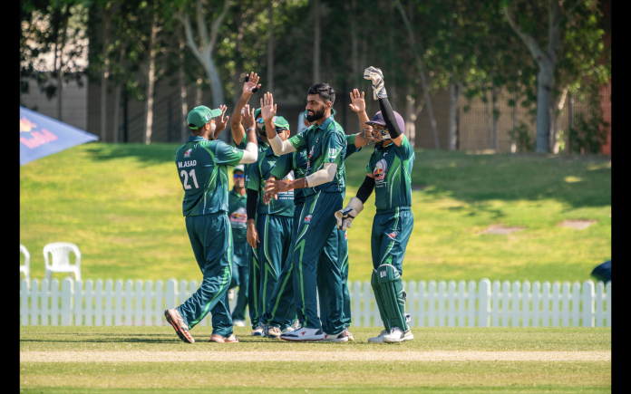 Pakistan Advances To The Championship Match of Red Bull Campus Cricket