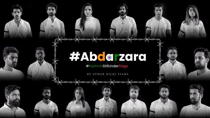 Ab Dar Zara portraying the dark image of Kashmir