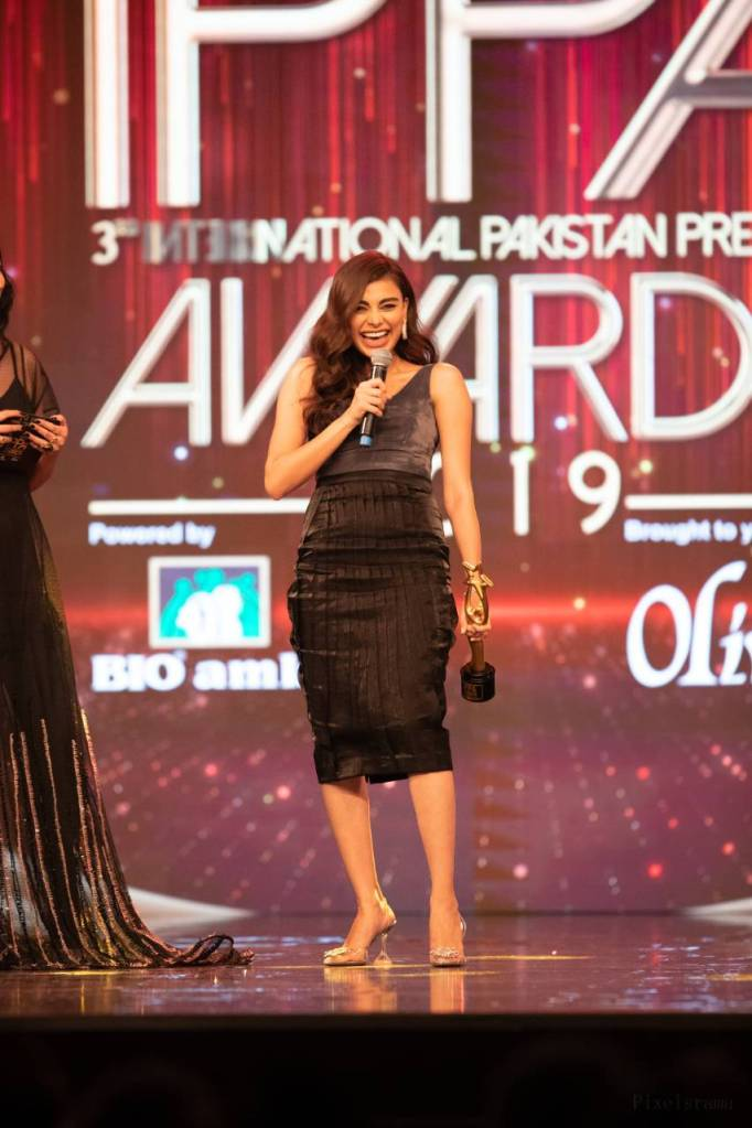 Best Model of the Year Viewer's Choice - Sadaf Kanwal