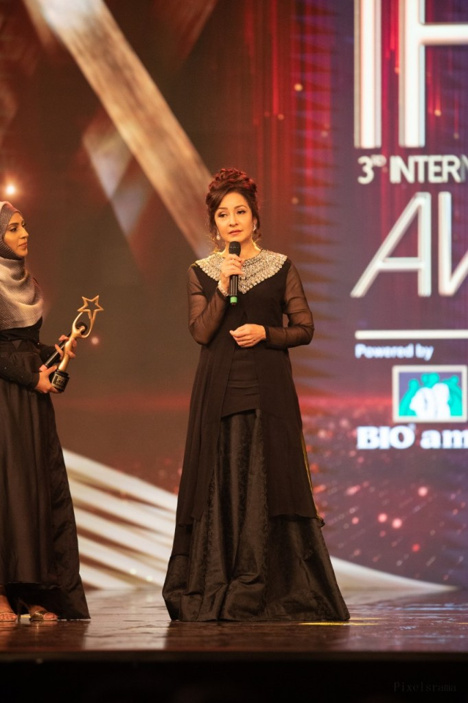 Lifetime Achievement Award - Zeba Bakhtiar